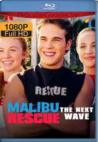 Los vigilantes de Malibu La siguiente ola (2020) [1080p Web-Dl] [Latino-Inglés] [LaPipiotaHD]