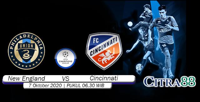 Prediksi Philadelphia Union Vs Cincinnati 7 Oktober 2020