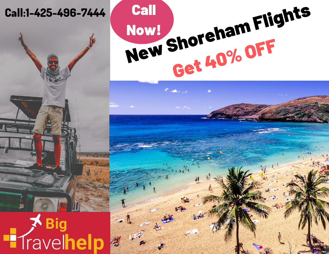 Flights to New Shoreham