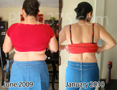 Weight Loss Before and After - Customer Success Stories