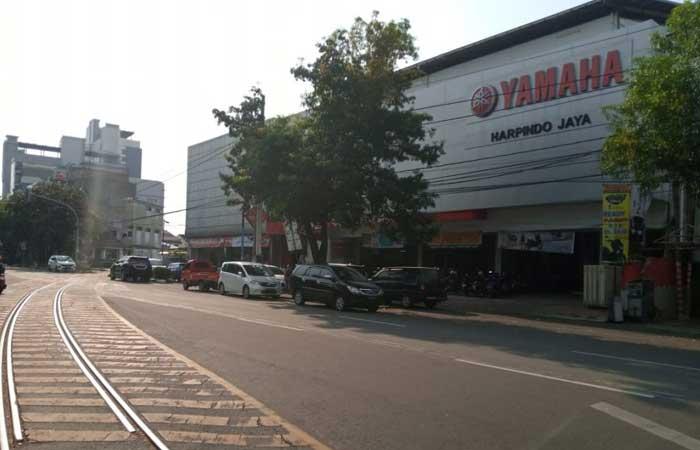 Alamat Dealer Yamaha di Bandung