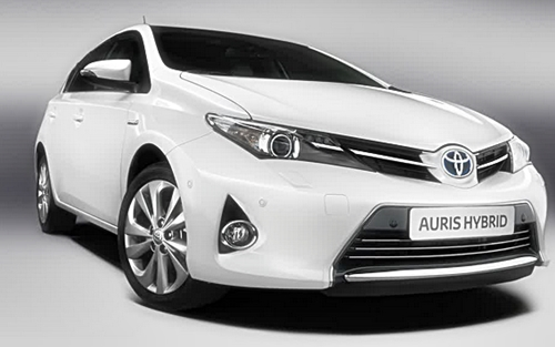 New All Interior Concept Black Pearl Toyota Auris Hybrid Engine 2016