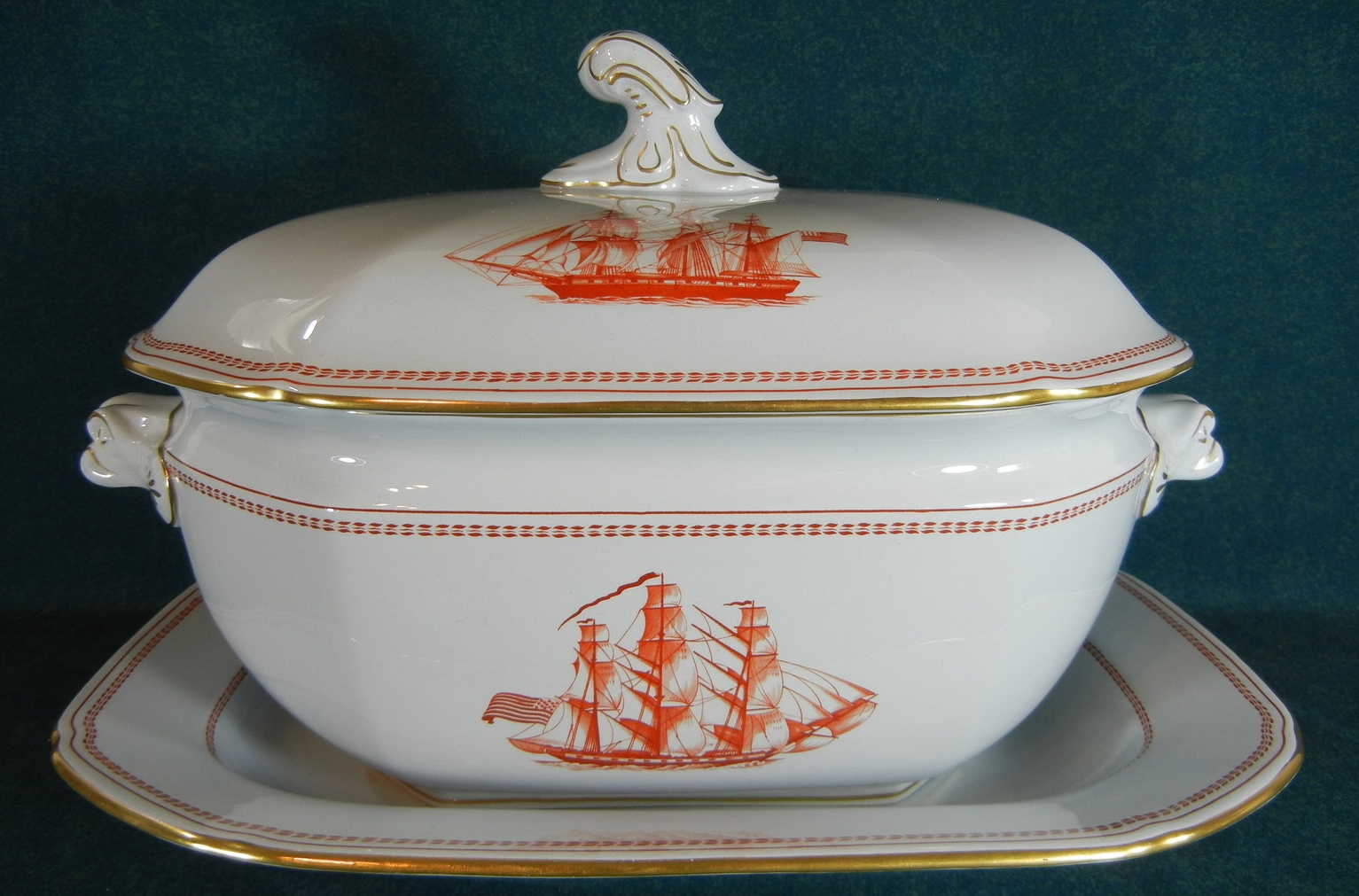 Spode History: Spode and Trade Winds