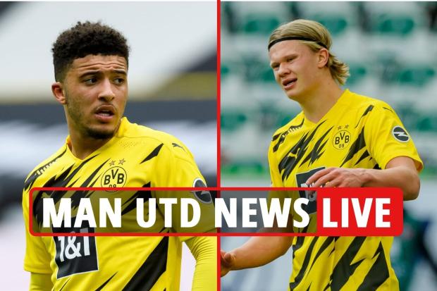Manchester United target £77m Dortmund Superstar and five more - Paper Round