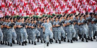 Militer Singapura