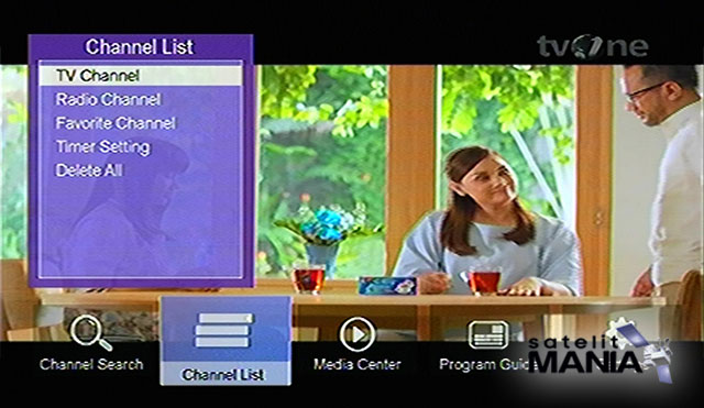 Cara Input CCCam Di Receiver Skybox A1 Pro
