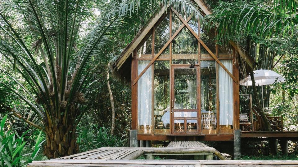 resort Baan Rai I Arun ở Thái Lan đẹp như cổ tích