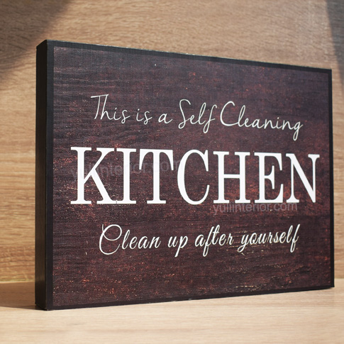 fun kitchen signs, wall decor in Port Harcourt, Nigeria