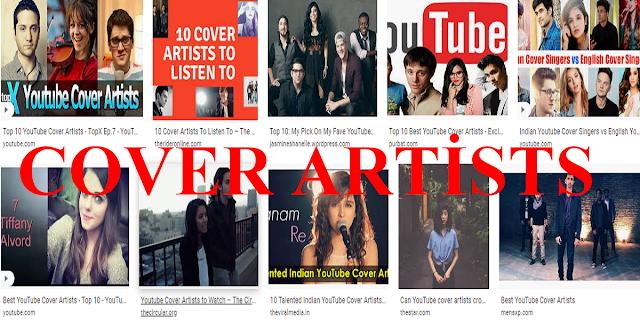 Cover Sanatçılığı hakkında kısa bilgiler..