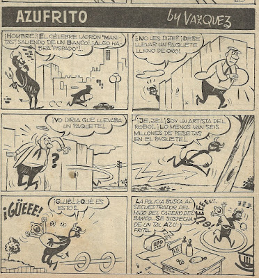 El DDT  contra las penas nº 59 (3 de Julio de 1952)