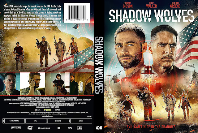 Shadow Wolves DVD Cover