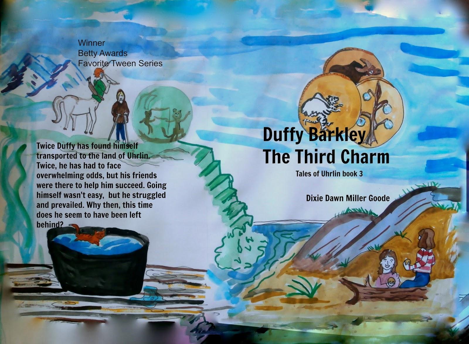 duffy barkley s quot quot duffy barkley the third charm
