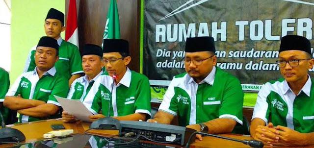 LBH Ansor Dampingi Proses Hukum Dua Anggota Banser yang Ditetapkan jadi Tersangka