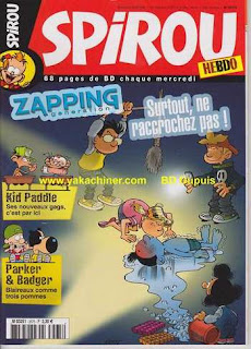 zapping, sur yakachiner.com