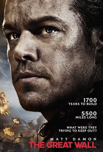 The Great Wall 2016 Dual Audio Hindi Full Movie Download