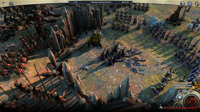 Age of Wonders III Gameplay Screenshot 2