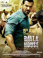 Batla House (2019) Full Movie Hindi 480p pDVDRip Free Download