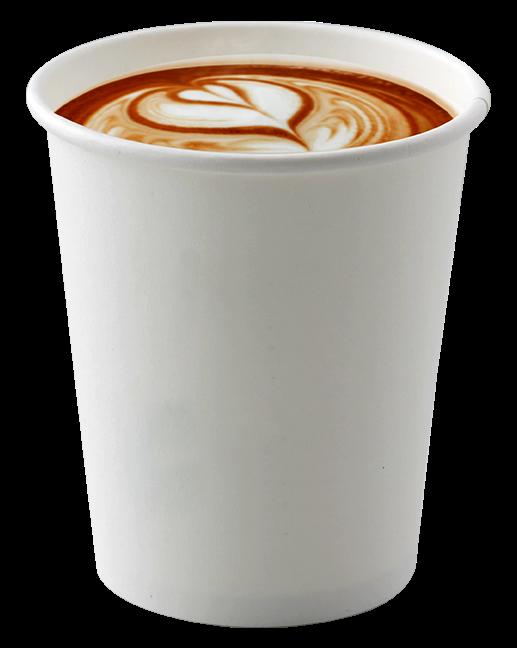 kopi cup latte