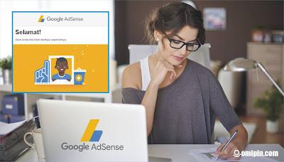 Syarat diterima google adsense 2021