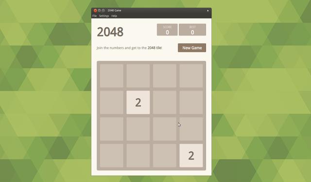Jugar al Adictivo Puzzle  2048 en Linux [GUI y Terminal]