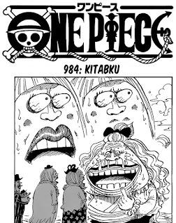 Update! Baca Manga One Piece Chapter 984 Full sub Indo