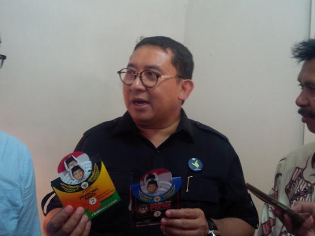Marak Impor di 2018, Fadli Zon sebut Pemerintah Jokowi Enggak Niat Kerja