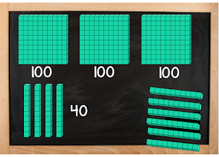 Base Ten Blocks - Teaching in the Heart of Florida blog post - A Place Value Game Your Students Will Beg You to Play