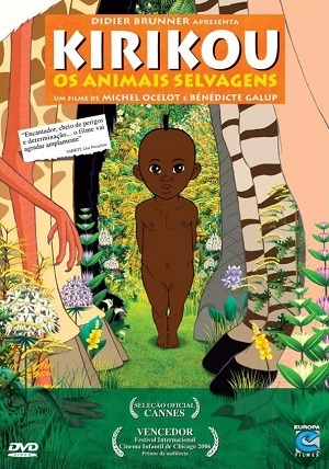 Filme Kirikou 2 - Os Animais Selvagens 2005 Torrent