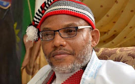 Nnamdi Kanu – 'Blocking Foodstuff From North to South An Act of War'