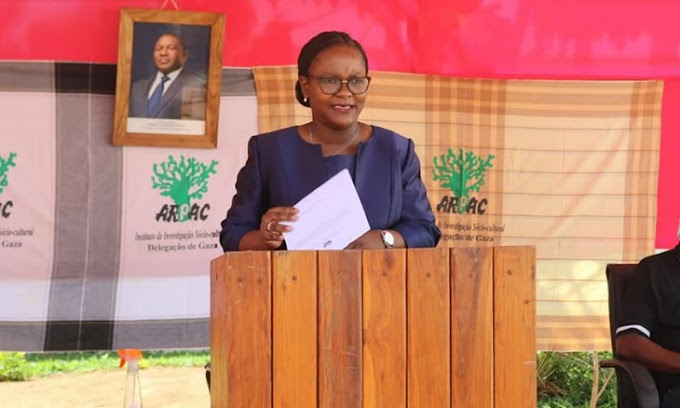 Ministra da cultura e turismo lamenta morte da esposa de Malangatana