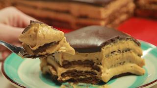Chocotorta από την Αργεντινή: Γλυκάκι με μπισκότα, καραμέλα γάλακτος και τυρί κρέμα