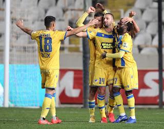LIVE: ΑΠΟΕΛ 3-0 ΕΡΜΗΣ 19η αγ. «Επιτέλους... νίκη για το ΑΠΟΕΛ»