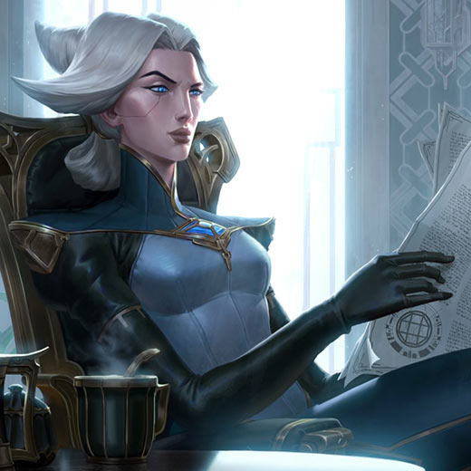 Tea Time With Camille Wallpaper Engine