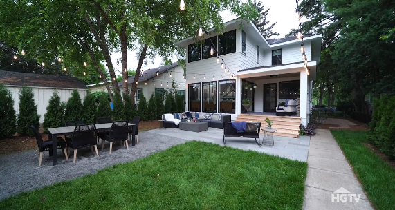 Enter HGTV's Urban Oasis Giveaway twice daily for a chance to win a Scandinavian-inspired renovated house located in Minneapolis, MN worth over $700K!