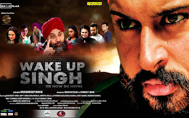 Wake Up Singh 2016 Punjabi Full Movie Watch HD Movies Online Free Download