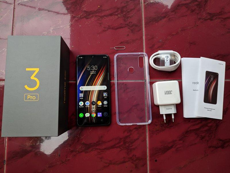 Paket Pembelian Realme 3 Pro