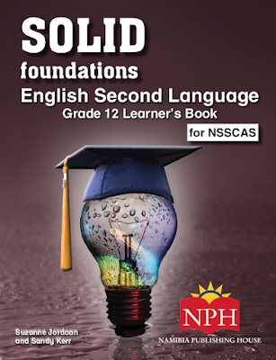 Solid Foundation English Second Language Grade 12 Learner's Book for NSSCAS