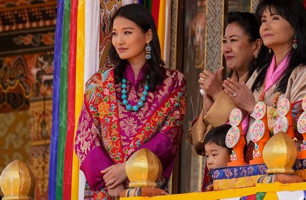 King Jigme Khesar Namgyel Wangchuck and Queen Jetsun Pema are expecting their second Royal child