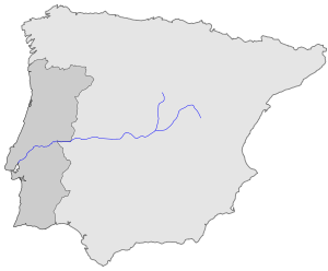 ESPANHA - Nascente do Rio Tejo