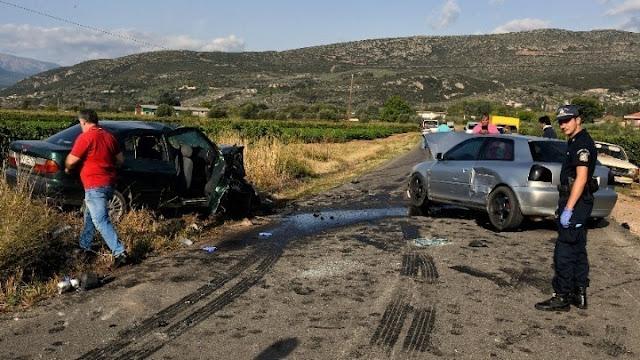 Τα τροχαία δυστυχήματα κύρια αιτία θανάτου για παιδιά, εφήβους και νέους