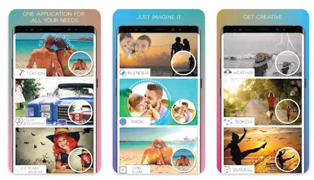 تطبيق معدل الصور fotogenic باحترافية سحرية وجميلة آخر إصدار للأندرويد