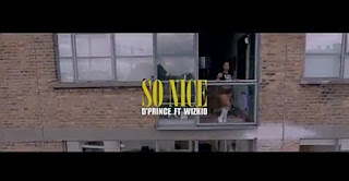 DANCE VIDEO: D'Prince – So Nice Ft. Wizkid