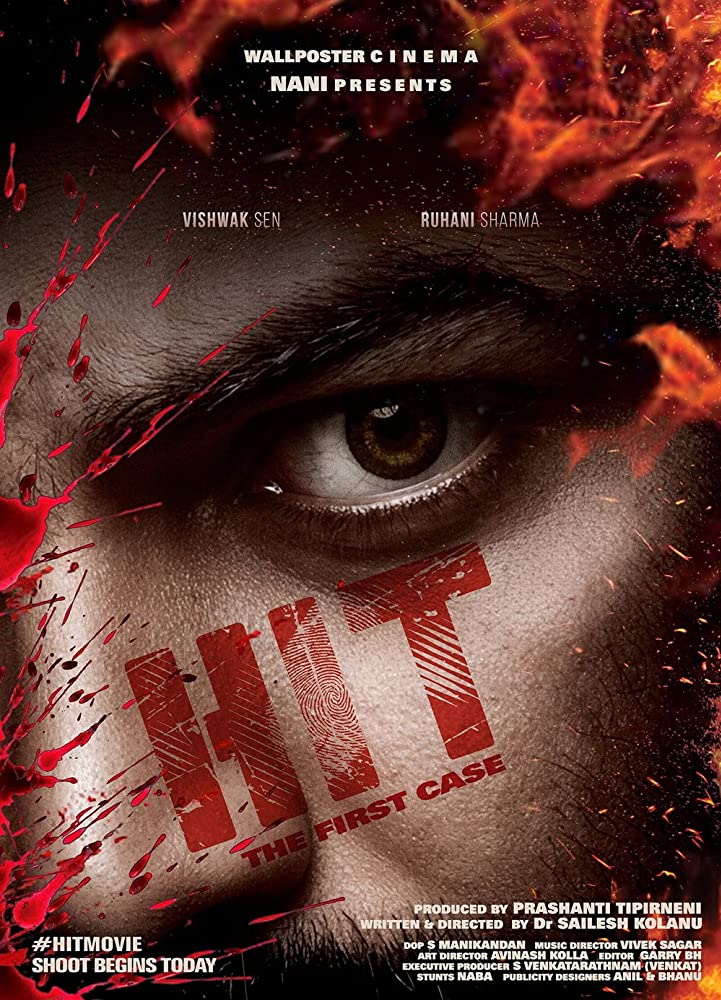 Nonton Download Film HIT: The First Case (2020) Full Movie Sub Indo