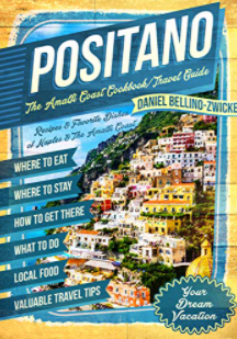 POSITANO The AMALFI COAST COOKBOOK