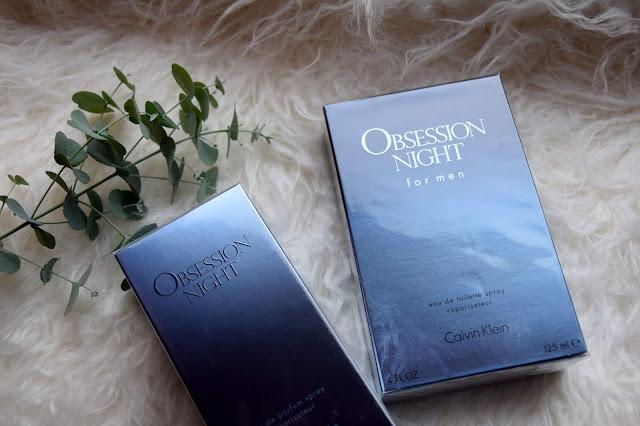 Calvin Klein Obession Night dla niej i dla niego