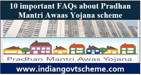 Pradhan Mantri Awaas Yojana