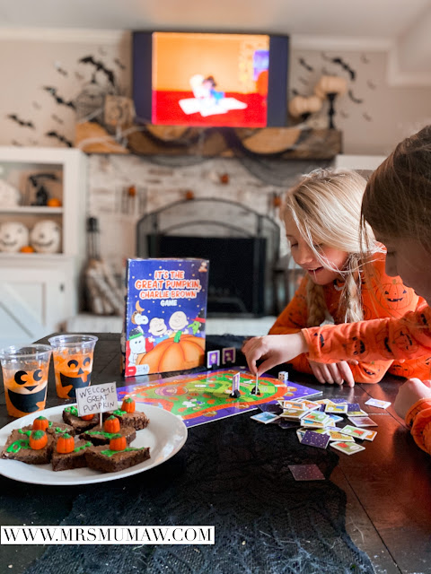 It's the Great Pumpkin, Charlie Brown Family Movie Night  | It's the Great Pumpkin Charlie Brown activities
