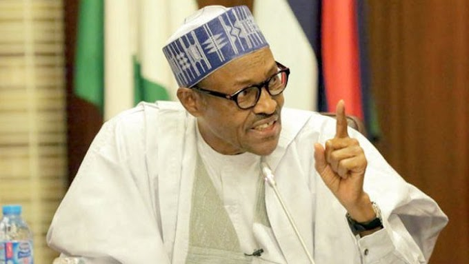Don't run against me, Buhari tells youths as he signs Not-Too-Young-To-Run Bill