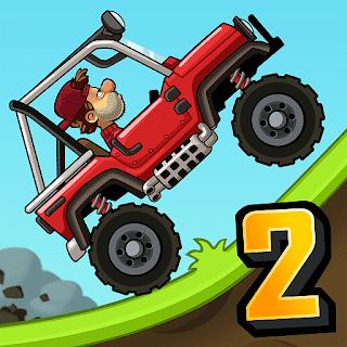 لعبة Hill Climb Racing 2 مهكرة جاهزة مجانا، الماس وعملات معدنية غير محدودين