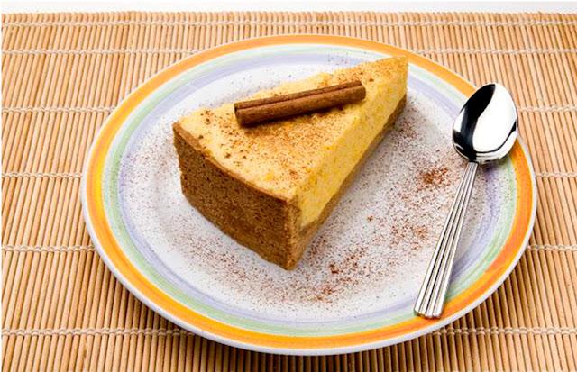Torta Cremosa de Milho